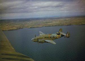 Hudson V 48 Sqn RAF in flight 1942 original.jpg