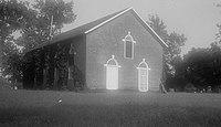 Hungar's Church, State Route 619, Bridgetown vicinity (Northampton County, Virginia).jpg
