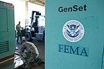 Hurricane Sandy relief equipment loaded at Travis AFB 121107-F-PZ859-002.jpg
