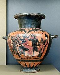 Héraclès, Déjanire et Nessos