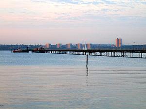 Hythe, Hampshire - Hythe pier