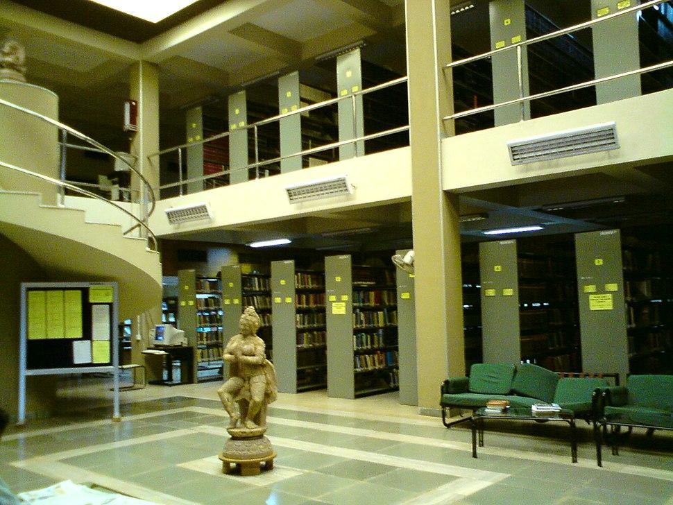 IOP Bhubaneswar library