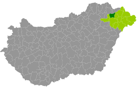 District d'Ibrány