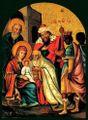 Icon 03029 Rozhdestvo Hristovo. Poklonenie volhov.jpg