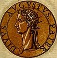 Icones imperatorvm romanorvm, ex priscis numismatibus ad viuum delineatae, and breui narratione historicâ (1645) (14560186957).jpg
