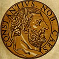 Icones imperatorvm romanorvm, ex priscis numismatibus ad viuum delineatae, and breui narratione historicâ (1645) (14723681976).jpg