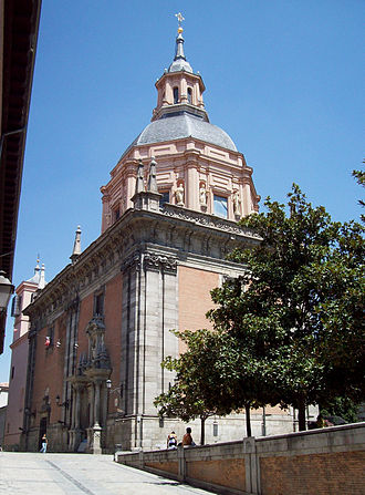 Church of San Andrés (Madrid) - Image: Iglesia de San Andrés (Madrid) 04