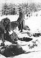 Ignacy Paweł Fudakowski - Ranni rosyjskiego 12 Dywizjonu Artylerii Moździerzy w Galicji lub na Słowacji (94-12-2).jpg