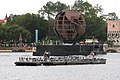 IllumiNations barge and Earth Globe.jpg