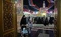 Imam Reza shrine, Shabaniyah celebrations - 19 April 2018 06.jpg