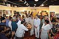 Inaugural Lamp Lighting - Group Exhibition - Photographic Association of Dum Dum - Kolkata 2014-05-26 4788.JPG