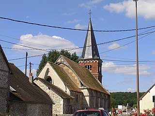 Incarville Commune in Normandy, France