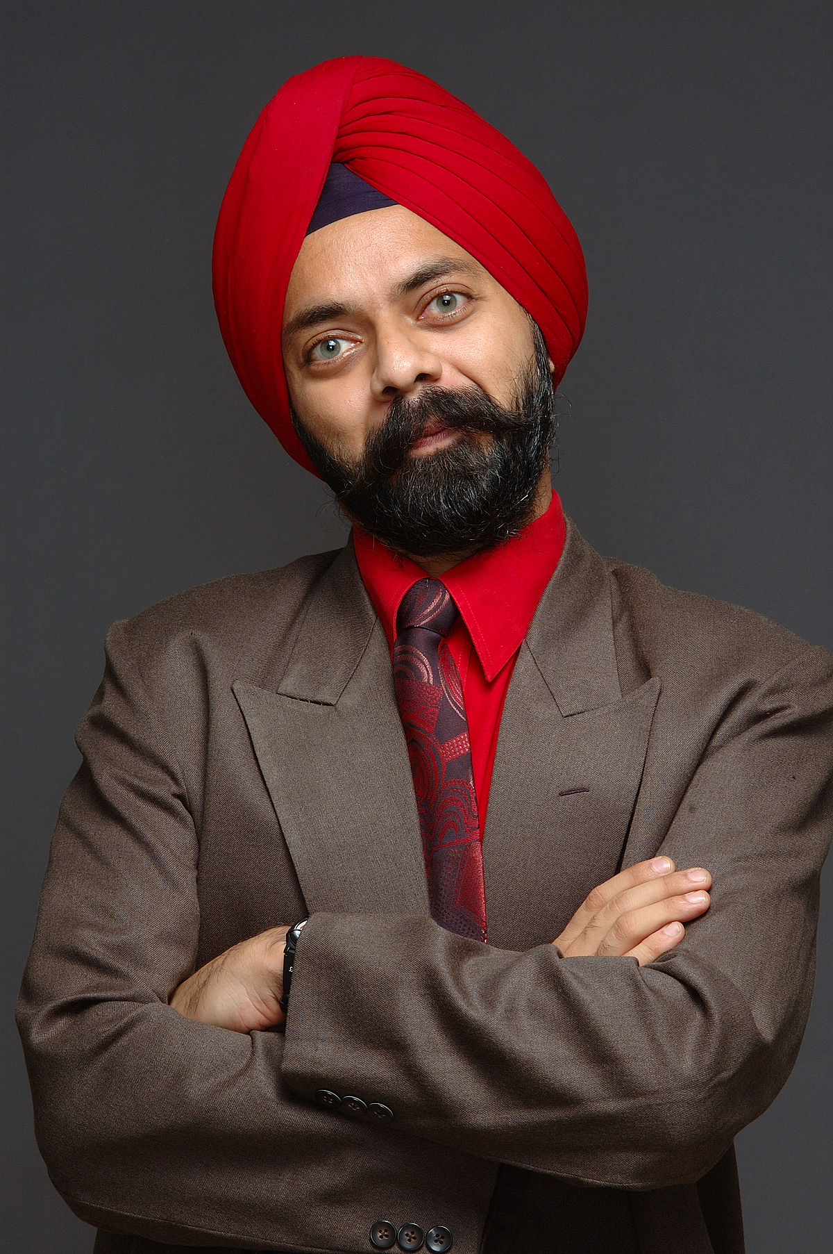 Inderpal Singh - Wikipedia