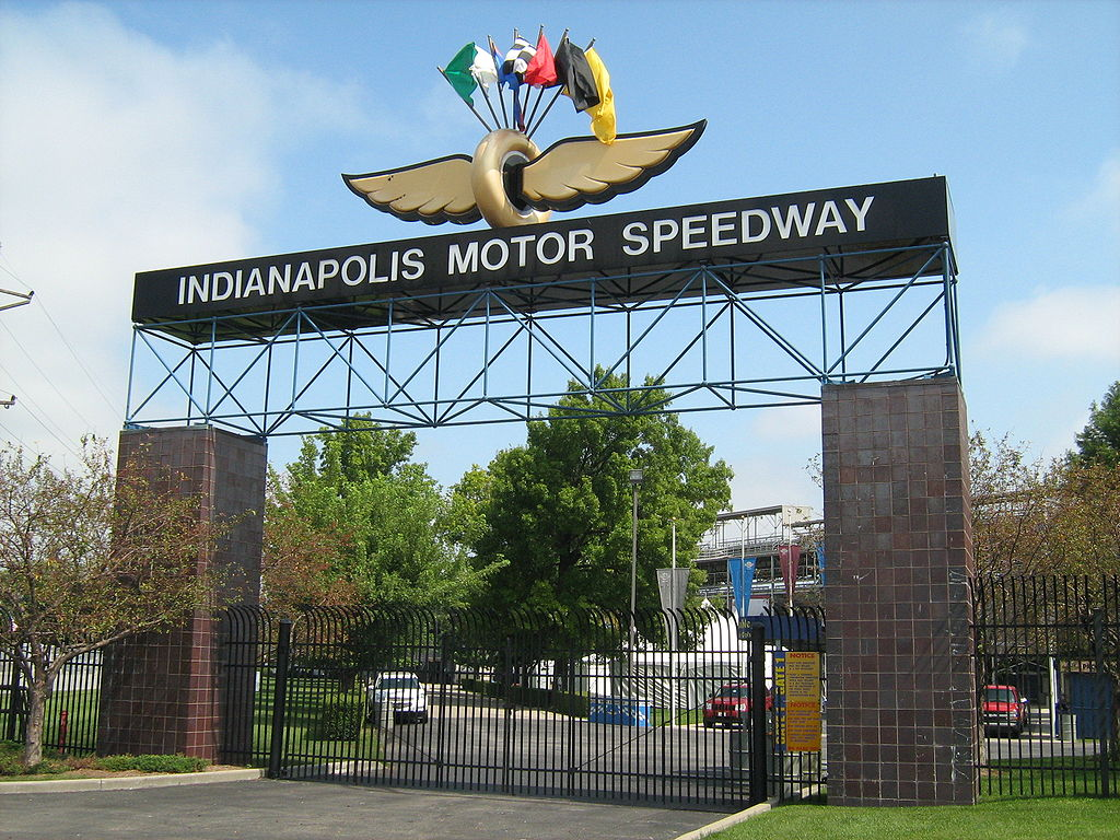 file indianapolis motor speedway gate wikimedia