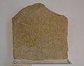 Inscripció funerària romana, museu Soler Blasco de Xàbia.JPG