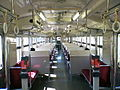Inside of Kisin line passenger train.jpg
