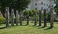Instalacja przy pałacu w Wojanowie - 1.jpg