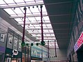 Interesting tinsel Christmas decorations in the Liberty shopping centre - geograph.org.uk - 1590473.jpg