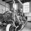 Interieur, Crossley dieselmotor (type- 0126. gebouwd in 1930) nog in bedrijf - Stompwijk - 20206248 - RCE.jpg