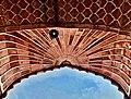 Interior of Jama Masjid's dome 2.jpg