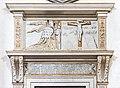 Interior of San Francesco della Vigna (Venice) - Monument to Marcantonio Trevisan - Girolamo Campagna.jpg