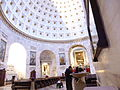 Interior of Tempio Canoviano - Possagno - Province of Treviso, Veneto, Italy - 28 Dec. 2014.jpg