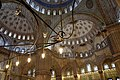 Interior view of Sultan Ahmed Mosque Dome, Istanbul, Turkey (Ank Kumar) 04.jpg
