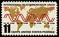 International Telecommunication Union 11c 1965 issue U.S. stamp.jpg