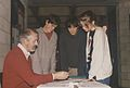 Introduction to University Programme (IUP) career workshop c.1992 (9423657442).jpg