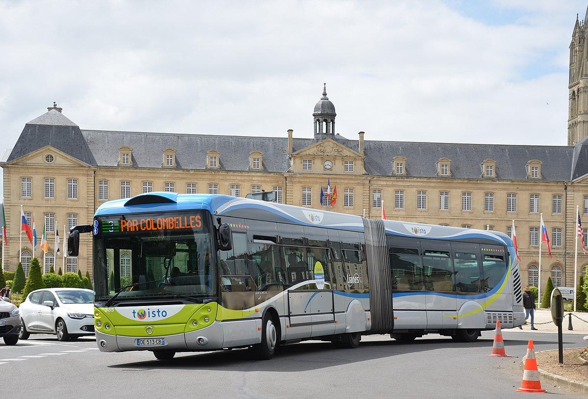 Liste des lignes de bus de caen wikip dia for Piscine caen