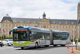Image illustrative de l'article Transports en commun de Caen
