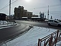 Irkutsk. February 2013. Cinema Barguzin, regional court, bus stop Volga, Diagnostic Center. - panoramio (12).jpg