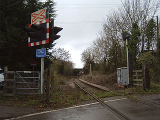 Iron Acton railway station railway station in South Gloucestershire UK