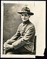 """Irving Berlin, now a sergeant in the United States Army, who has written the military revue """"Yip, Yip, Yaphank"""" at the Century Theatre, beginning Monday, Aug. 19th LCCN2016652339.jpg"""