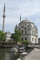 Istanbul Bezm-i Alem Valide Sultan mosque May 2014 8680.jpg