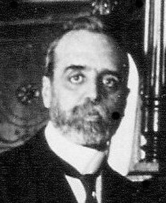José Sánchez-Guerra y Martínez - José Sánchez Guerra