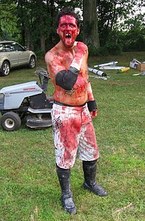 J. C. Bailey American professional wrestler