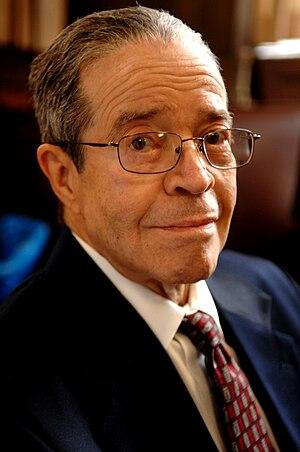 J. Ernest Wilkins Jr. - Wilkins in 2007