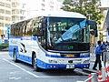 JR-bus-Kanto The Access Narita (at Tokyo station).jpg