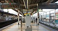 JR Tohoku-Main-Line Koga Station Platform 3・4.jpg