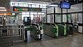 JR Tohoku-Main-Line Shiraoka Station Gates.jpg