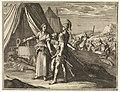 Jaël toont Barak het dode lichaam van Sisera, RP-P-OB-45.835.jpg