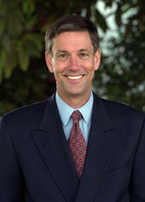 California Superintendent of Public Instruction election, 2002 - Image: Jack O'Connell