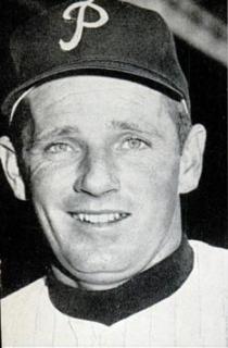 Jack Sanford American baseball player