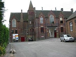 Jackfield Tile Museum - Museum building
