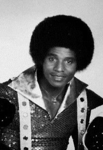 Jackie Jackson - Jackie Jackson in 1977