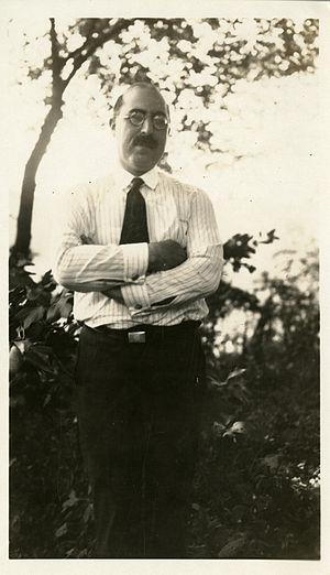 Jacob Goodale Lipman - Jacob Goodale Lipman (1874-1939).
