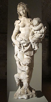 Acca Larentia Ancient Roman mythological figure