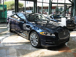 The 2010 Jaguar XJ, Motorexpo 2009, World Fina...