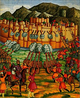Siege of Kandahar 1737–1738 siege of Kandahar, Afghanistan by Afsharid Iranian armies